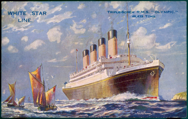 Liner of the White Star line