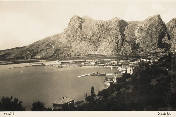 Omis, Croatia - Port and Harbour