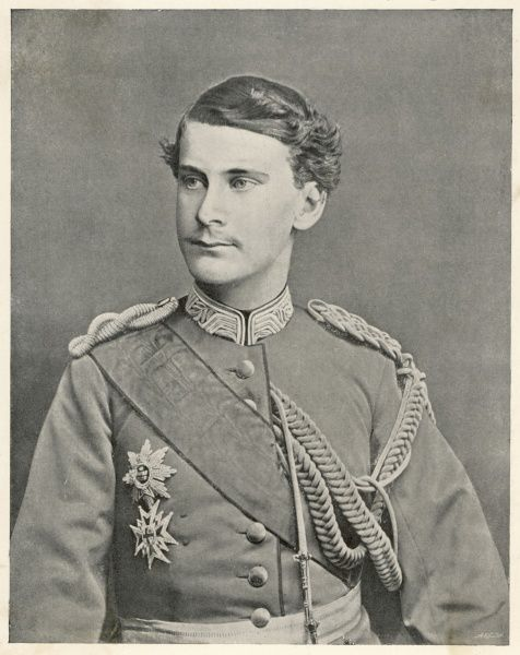 OTTO King of Bavaria from 1886 - 1913; succeeded his brother Ludwig II