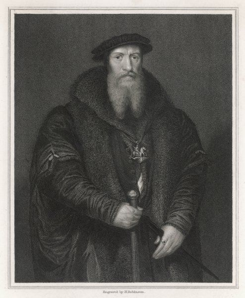 WILLIAM PAGET 1st Baron Paget de Beaudesert English statesman and adviser to King Henry VIII