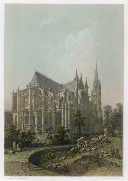 The Abbey of St Denis