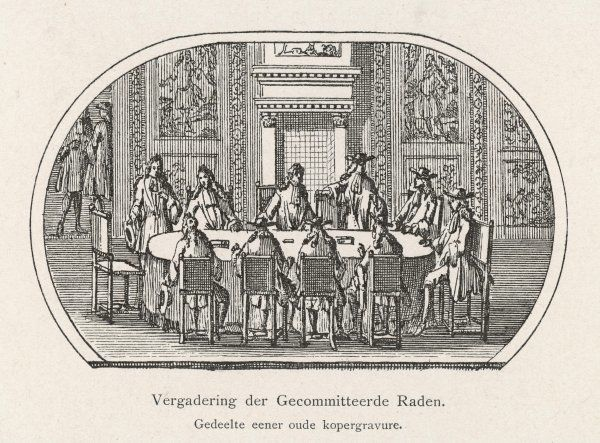 Council of Delegates in the Netherlands