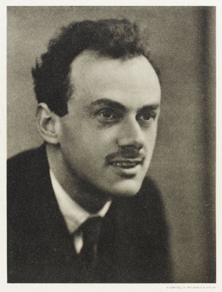 PAUL ADRIEN MAURICE DIRAC British physicist