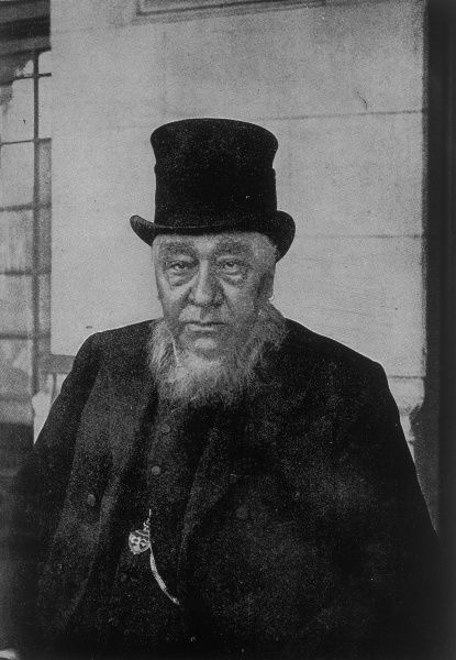 PAUL KRUGER South African statesman and leader of the Boer rebellion in 1880