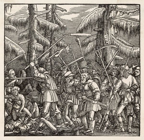 dbq causes and reasons to the peasants revolt in german states 1524 1526 Analyze the causes of and the responses to the peasants' revolts in the german states,1524–1526 class this leads to a trend throughout history where the.
