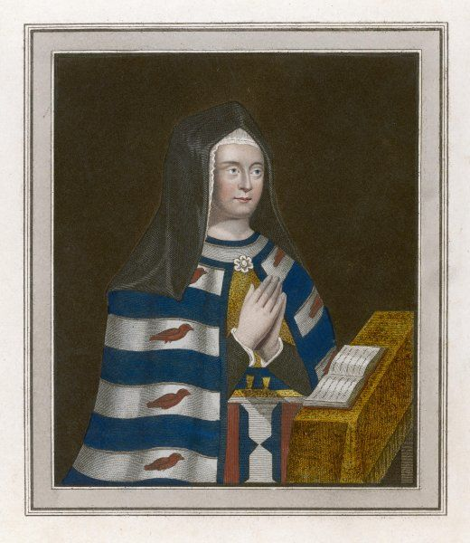 MARY HERBERT nee SIDNEY COUNTESS OF PEMBROKE Patron of poets, and founder of Pembroke College, Cambridge