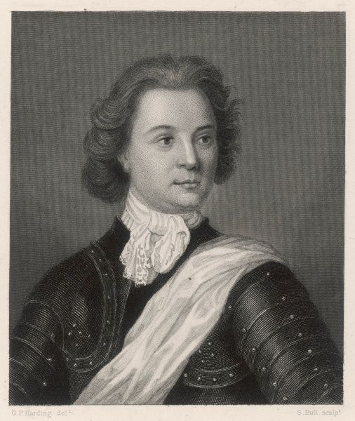 PHILIP CHRISTOPH KONIGSMARK Swedish soldier, lover of Sophia Dorothea, wife of George I, king of England