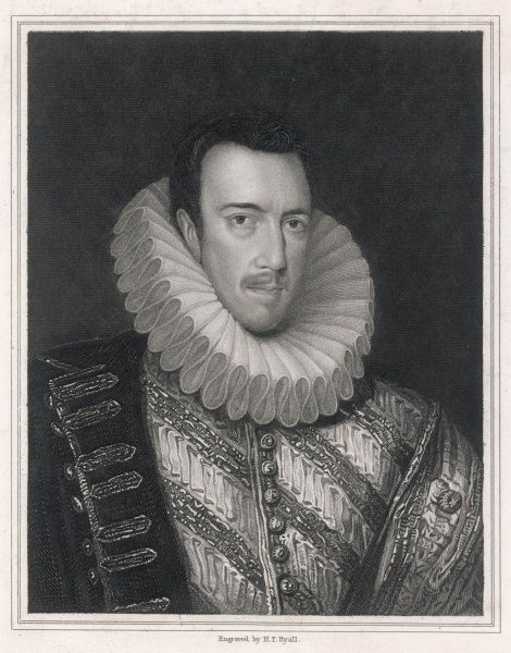 PHILIP HOWARD 13TH EARL OF ARUNDEL Roman Catholic suspected of conspiracy. Imprisoned and died in the Tower of London