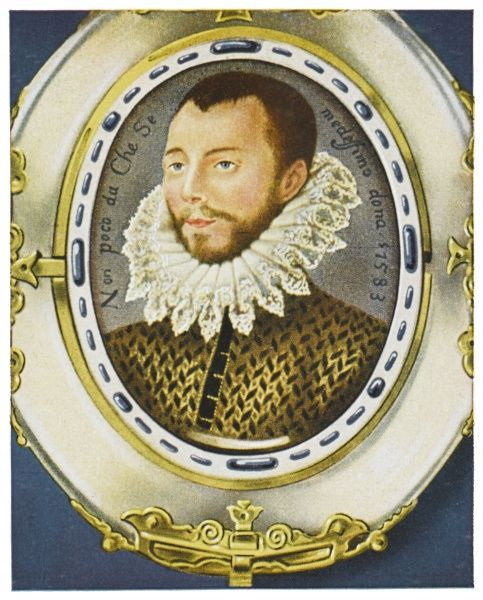 Philip (Felipe) II, King of Spain (reigned 1556-1598). He was also King of Portugal, Naples and Sicily, and, while married to Mary I, King of England and Ireland