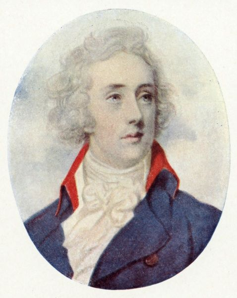 WILLIAM PITT THE YOUNGER statesman