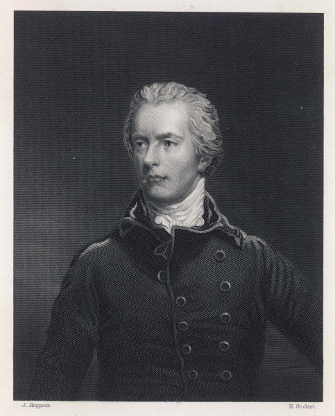 WILLIAM PITT THE YOUNGER English politician Second son of 1st Earl of Chatham