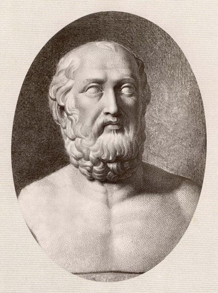 PLATO aka Aristocles Greek philosopher, disciple of Socrates, teacher of Aristotle