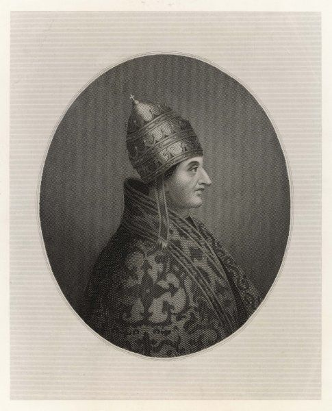 POPE INNOCENS III (Lothario dei Conti di Segni) considered by many to be the greatest of all the Popes