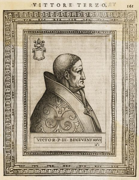 POPE VICTOR III (Desiderius)
