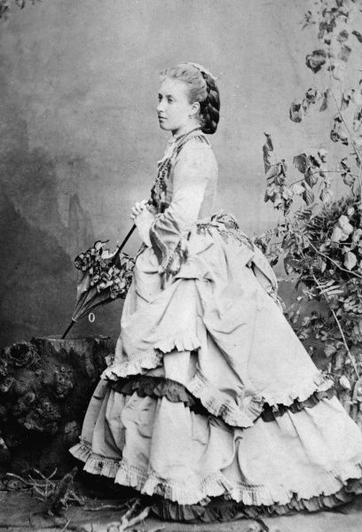 Princess Helena (1846-1923), later Princess Christian of Schleswig-Holstein, third daughter and fifth child of Queen Victoria and Prince Albert
