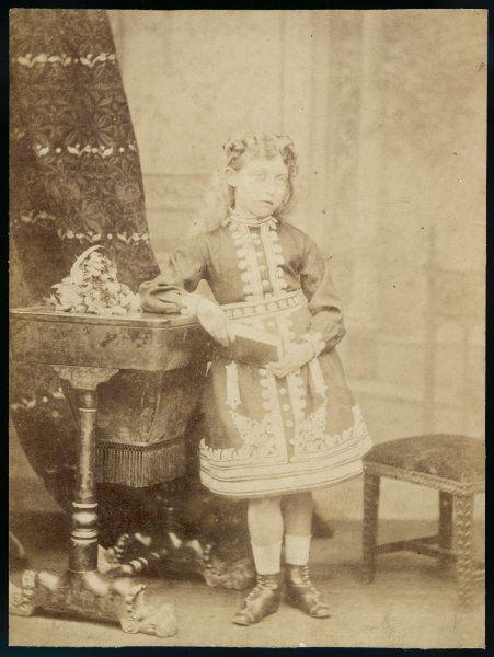 PRINCESS LOUISE Eldest daughter of Edward VII