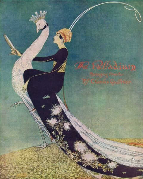 Programme cover for productions at the the Palladium Theatre, London (The Whirl of the World in 1924 and Life in 1923 amongst others) Date: 1920s