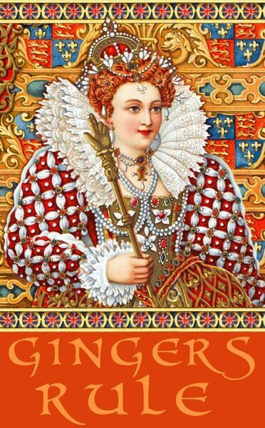 Was Queen Elizabeth I the first female monarch in England ?