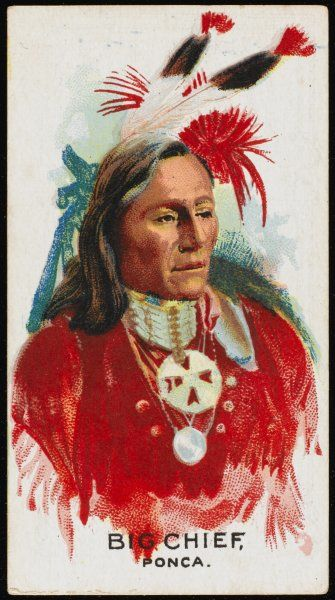 Big Chief: Chief of the Poncah tribe