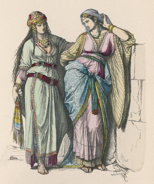 Two aristocratic Jewish women
