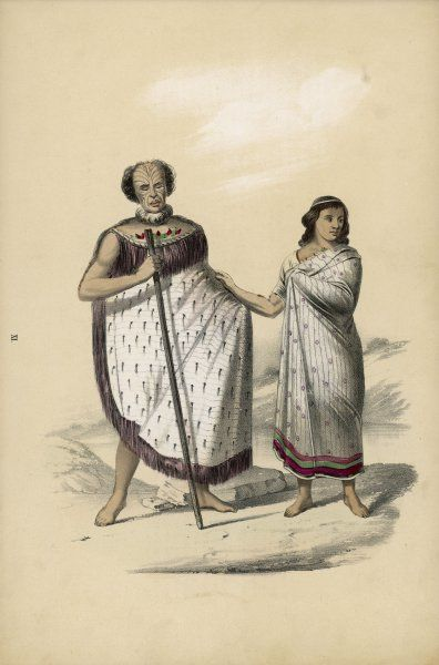 Horomona (Solomon), a Maori chief, is converted by Henry Williams at Otawhao and proceeds to preach to his fellow countrymen even after he goes blind, led by his wife