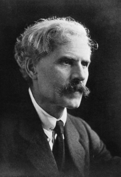 James Ramsay MacDonald (1866-1937), the first British Labour Prime Minister.  circa 1930s