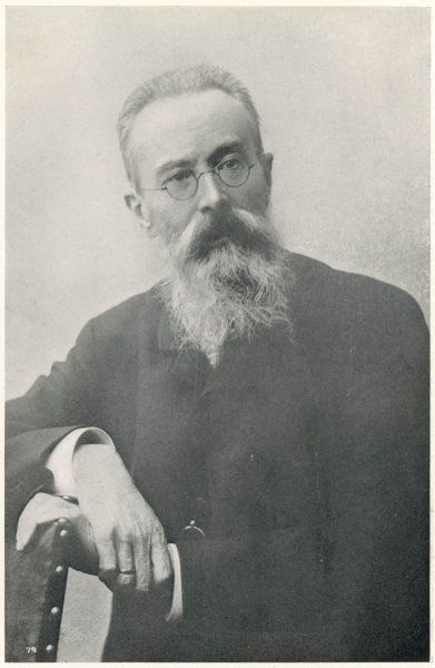 study on nikolai rimsky korsakov history essay In 1902, stravinsky began receiving private lessons from nikolai rimsky- korsakov, the leading russian composer at that time that very same year stravinsky's father dies from cancer that very same year stravinsky's father dies from cancer.