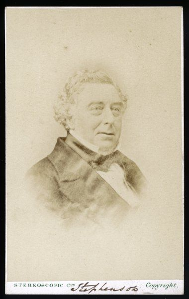 ROBERT STEPHENSON English engineer, best known for his bridges, including those at Newcastle, Berwick and the Menai Straits