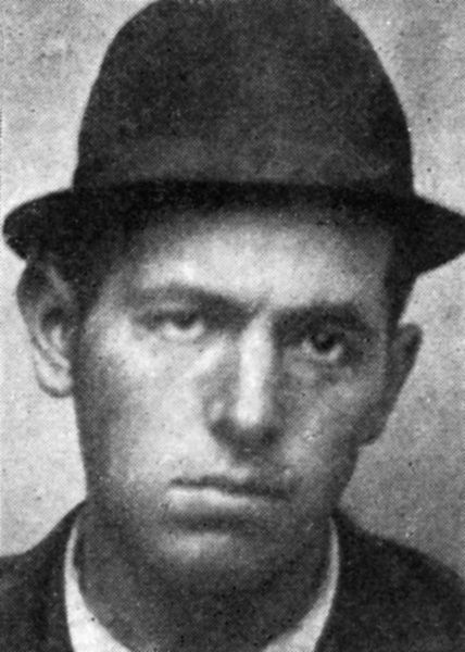Samuel Browning, American train robber, who worked with John Brady and was killed during a robbery on 30th March 1895. Date: 19th Century