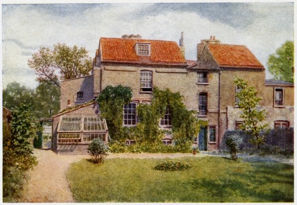 Sandford Manor House, west London (later demolished)
