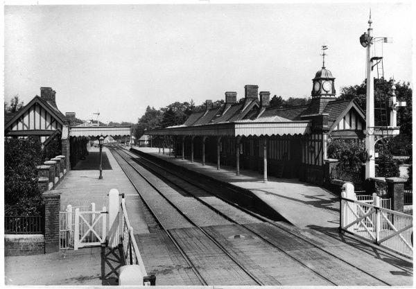 Sandringham Royal Station, Norfolk