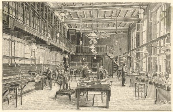 Physics Laboratory, Sorbonne, France
