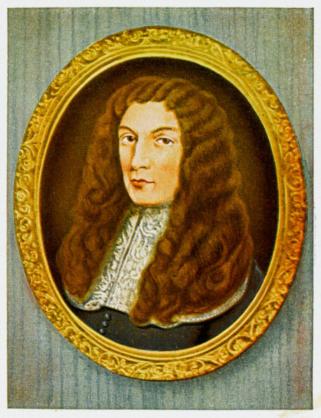 ANTHONY ASHLEY COOPER 1st EARL of SHAFTESBURY English politician