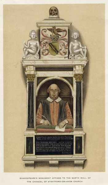 WILLIAM SHAKESPEARE Poet and playwright