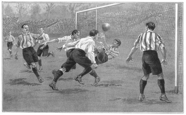 In the FA Cup Final at Crystal Palace, Sheffield United draw 1-1 with Southampton; Sheffield won the replay 2-1