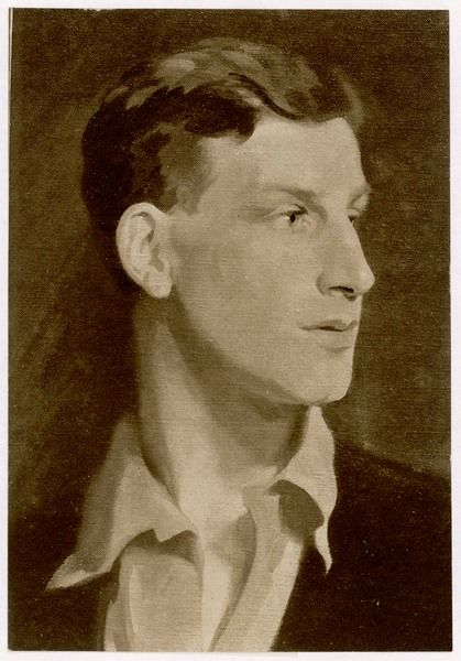 SIEGFRIED SASSOON English writer of poetry and prose