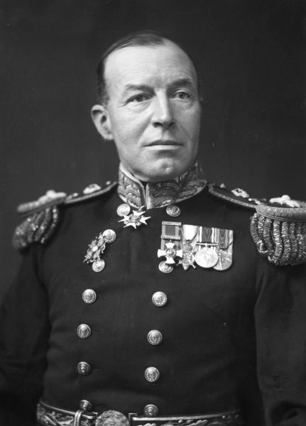Admiral of the Fleet Sir Charles Morton Forbes (1880-1960) he was Commader in Chief of the home fleet from 1938-1940