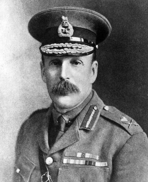 Lieutenant General Sir Frederick Stanley Maude (1864-1917), Commander of the British troops which captured Baghdad during the First World War. Date: 1914-1917