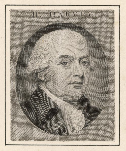 SIR HENRY HARVEY British naval commander