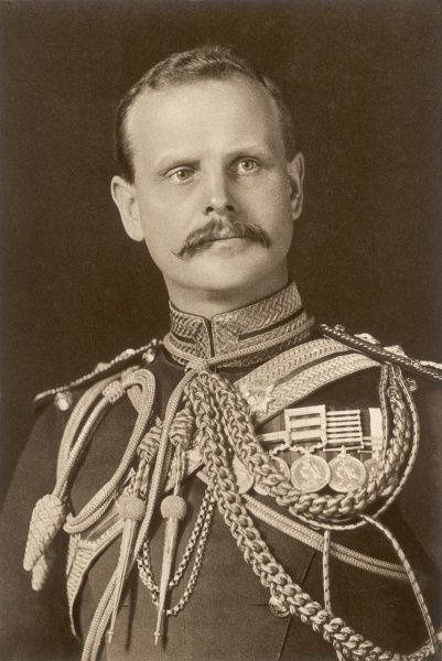 Field-Marshal Sir WILLIAM RIDDELL first baron BIRDWOOD British soldier who served with distinction in Africa and World War One, emerging with credit even from Gallipoli
