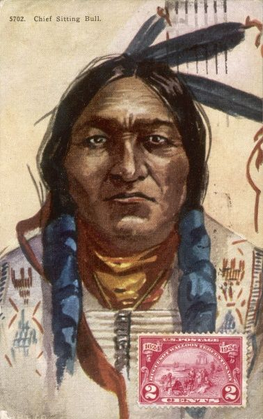Sioux leader of Strong Heart warrior society, participated in battle of Little Big Horn, later with Buffalo Bill's Wild West Show ; finally shot by Native American guards