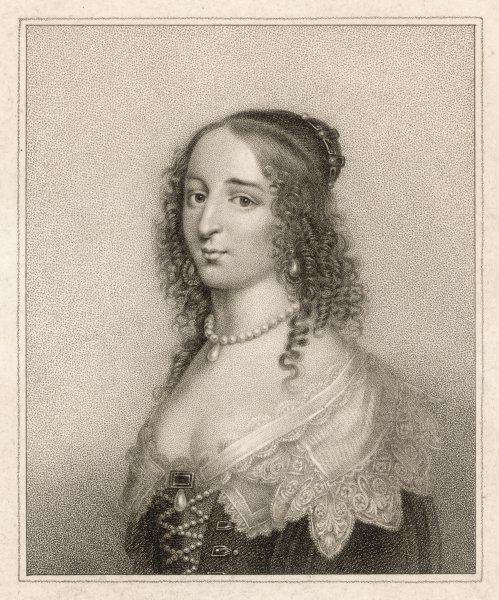 SOPHIA - Electress of Hanover and mother of King George I (British Royalty)