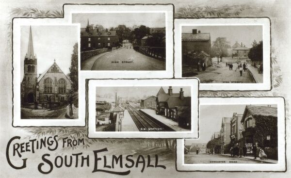 South Elmsall, West Yorkshire. The town is most famous for its coal-mining past; it was the site of Frickley Colliery, which was one of the largest in the whole country and a key source of union radicalism during the UK Miners' Strike (1984-1985)