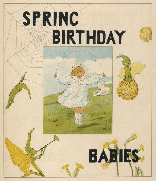 SPRING BIRTHDAY BABIES [1 of 4]