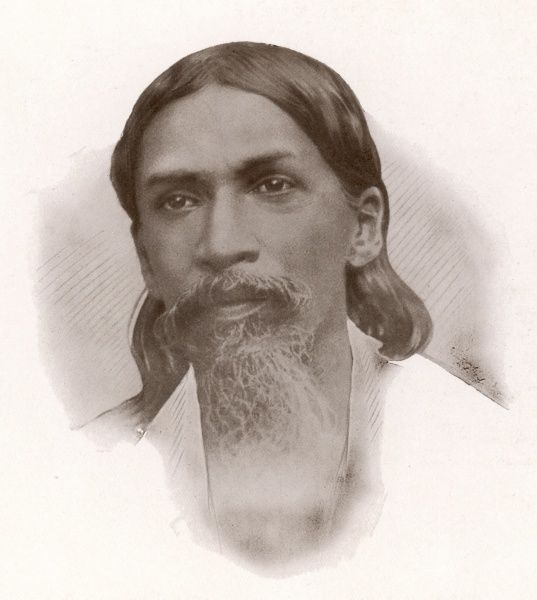 SRI AUROBINDO GHOSE Indian poet and philosopher; imprisoned in his youth for nationalist agitation