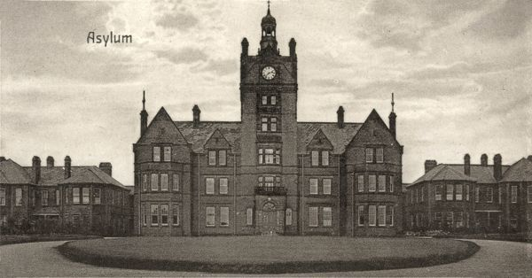 The Staffordshire County Lunatic Asylum was established in 1898 on Cheadle Road, Cheddleton, near Leek. It was later known as Staffordshire Mental Hospital, then St Edward's Mental Hospital, and finally as just St Edward's Hospital