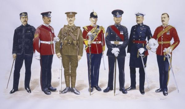 "The Staffordshire Regiment (Prince of Wales') (or simply ""Staffords"" for short) was an infantry regiment of the British Army, part of the Prince of Wales' Division"