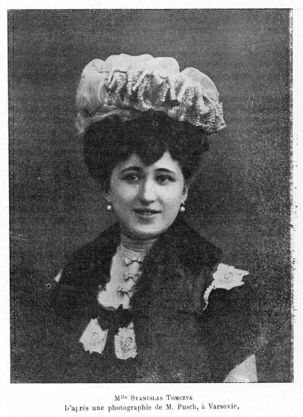 Polish medium, later Mrs Everard Feilding, died circa 1920