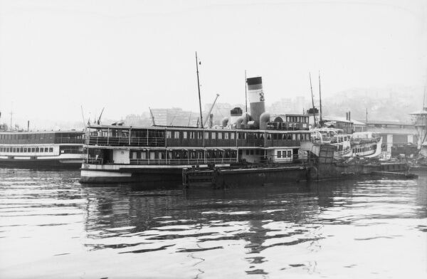The whole business of Constantinople has historically been linked to the Bosphorus that divides the European side of the city from the Asian side of the city
