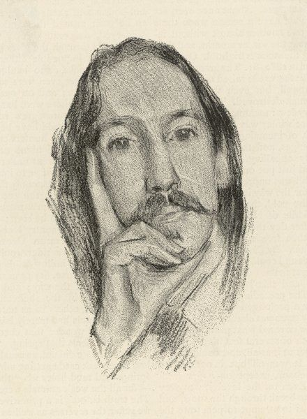 ROBERT LOUIS STEVENSON Scottish novelist